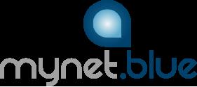 Myblue Logo